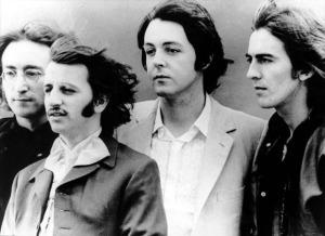 John, George, Paul, Ringo...Historia
